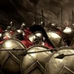 300 спартанцев «шагают» по Азербайджану (видео)