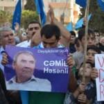 «Джамиль Гасанли. Мы за тебя!» (видео)